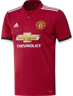 MANCHESTER UNITED HOME JERSEY S/S 17/18