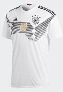 GERMANY HOME JERSEY 18/19