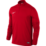 MIDLAYER TOP L/S UNI RED [FROM: $44.80]