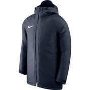 DRY ACADEMY 18 STADIUM JACKET NAVY [FROM: $119.00]