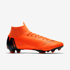 SUPERFLY 6 CLUB MG ORANGE/BLACK