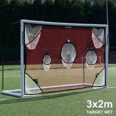 QUICKPLAY TARGET NET 3M X 2M [FROM: $237.50]