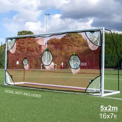 QUICKPLAY TARGET NET 5M X 2M [FROM: $218.50]