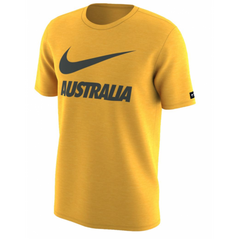 Australia T-Shirt Yellow