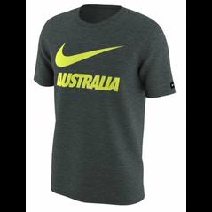 Australia T-Shirt Green