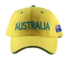 Australia Cap Yellow