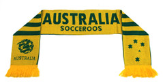 Australia Soccaroos  Scarf