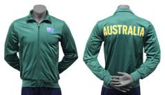 Australia Jacket Green