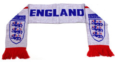 England Scarf 2018 Russia Reversible