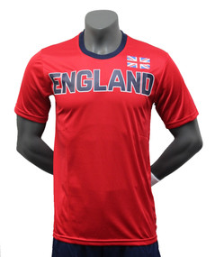 England Jersey Red
