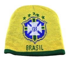 Brazil Beanie