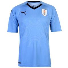 Uruguay Home Jersey