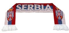 Serbia Scarf