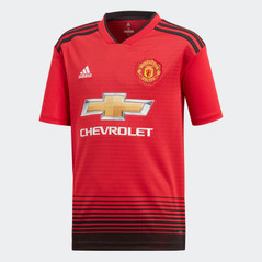 Manchester United Home Jersey Junior