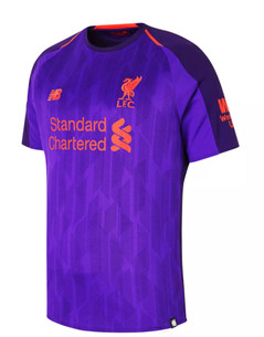 Liverpool FC Away Jersey