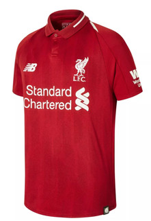 Liverpool FC Home Jersey Youth 18-19