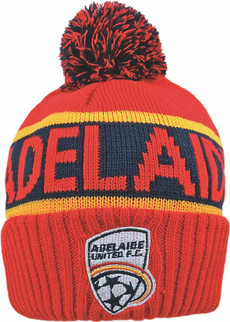Adelaide United Striker Beanie