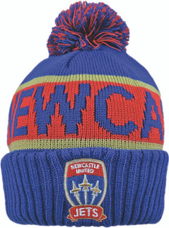 Newcastle Jets Striker Beanie