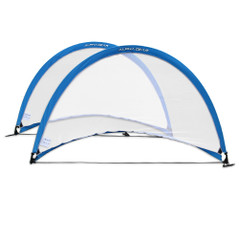 ALPHA GEAR 6FT POP UP GOALS - 2 IN ONE CARRY BAG [FROM: $104.00]
