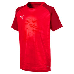CUP JERSEY CORE S/S RED/DARK RED [FROM: $24.50]