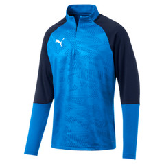 CUP 1/4 ZIP JACKET ROYAL [FROM: $49.00]