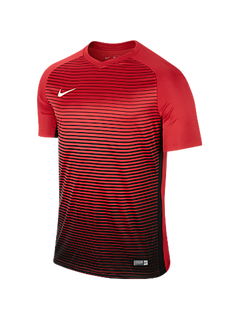 PRECISION IV JERSEY RED/BLACK [FROM: $39.20]