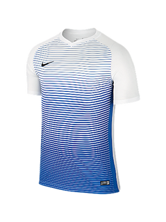 PRECISION IV JERSEY WHITE/ROYAL [FROM: $39.20]