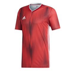 TIRO 19 JERSEY RED/WHITE [ FROM: $37.50]