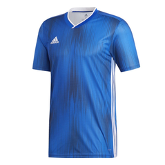 TIRO 19 JERSEY BLUE/WHITE [ FROM: $37.50]