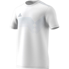 CAMPEON 19 JERSEY LIGHT GREY/WHITE [FROM: $37.50]