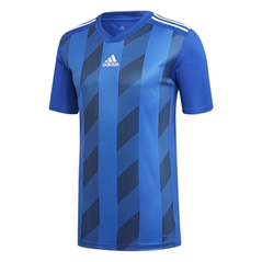STRIPED 19 JERSEY BOLD BLUE/WHITE [FROM: $30.00]