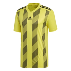 STRIPED 19 JERSEY BRIGHT YELLOW/BLACK [FROM: $30.00]