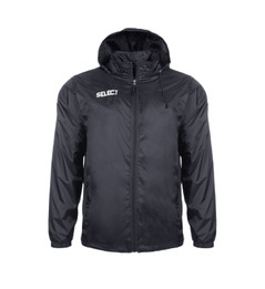 AUSTRALIA SPRAY JACKET - BLACK [FROM: $30.00]