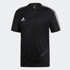 TIRO 19 TR JERSEY BLACK/WHITE [FROM: 37.50]
