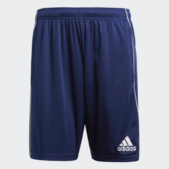 CORE 18 TR SHORTS DARK BLUE/WHITE [FROM: $26.25]
