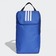 TIRO SHOE BAG BOLD BLUE/WHITE [FROM: $15.00]