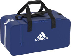 TIRO DUFFEL MEDIUM BLUE/WHITE [FROM: $45.00]