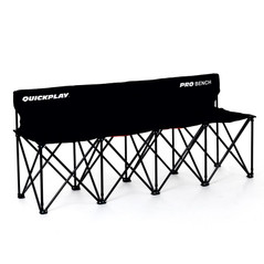 QUICKPLAY PORTABLE 4 SEATER WITH BACK REST [FROM: $142.50]