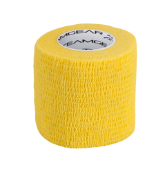 SOCK WRAP YELLOW [From: $4.50]