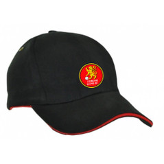 SL CAP BLACK/RED