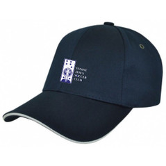 IJ CAP NAVY/WHITE