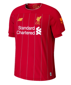 Liverpool FC Home Jersey YTH