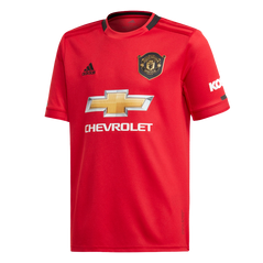 Manchester United Home Jersey SNR