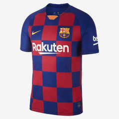 Barcelona Home Jersey 19/20