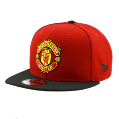 MANCHESTER UNITED NE SNAPBACK RED/BLACK