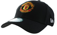 MANCHESTER UNITED NE CAP BLACK