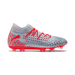 Future 4.1 Netfit FG/AG Silver/Red