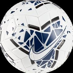 STRIKE FOOTBALL WHITE/NAVY [FROM: $22.50]
