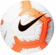 STRIKE FOOTBALL WHITE/ORANGE [FROM: $22.50]