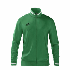 TEAM 19 TRAINING JACKET GREEN/WHITE [FROM: $63.75]